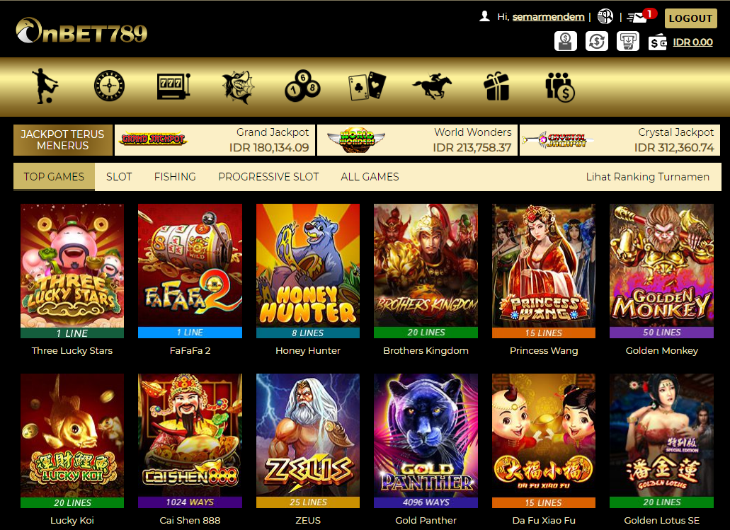 JACKPOT GAME SLOT ONLINE