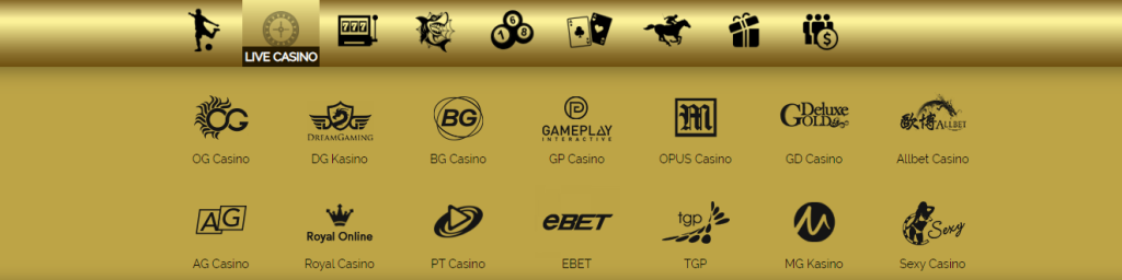 1 Casino Online Terpercaya di Indonesia 2
