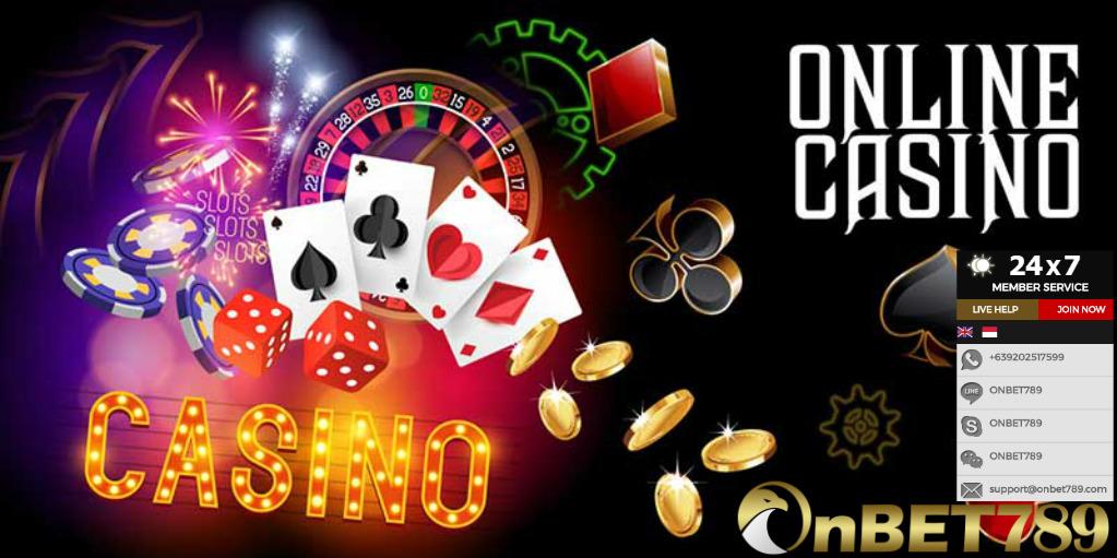 1 Casino Online Terpercaya di Indonesia 1