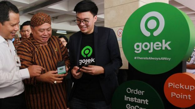 Startup ini telah mengumpulkan lebih dari 2 juta mitra pengemudi dan 400.000 pedagang di platformnya.