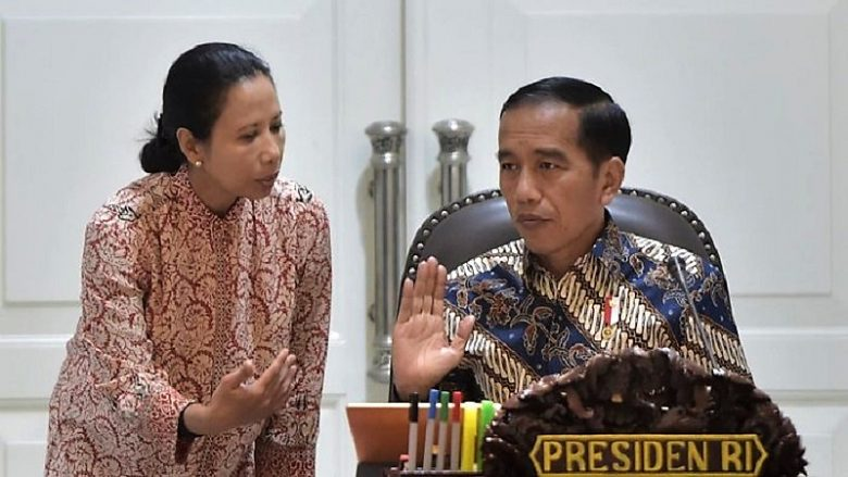 Evaluasi Kabinet Jokowi, Airlangga Klaim Ekonomi Indonesia Stabil