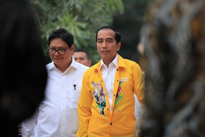 Photo of Evaluasi Kabinet Jokowi, Airlangga Klaim Ekonomi Indonesia Stabil