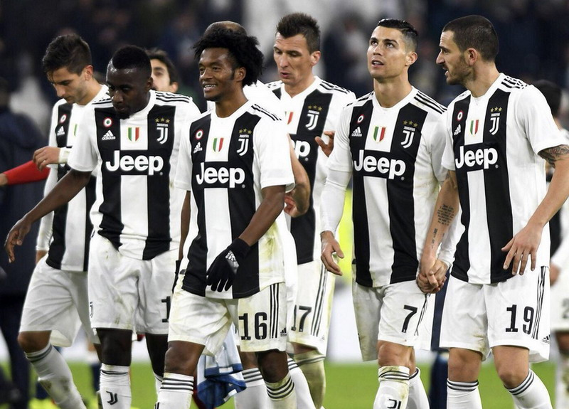 Akhirnya Sarri Mainkan Trio Ronaldo-Dybala-Higuain