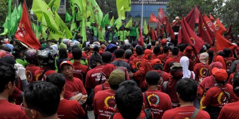 900 Buruh Kena PHK Di Bogor 3