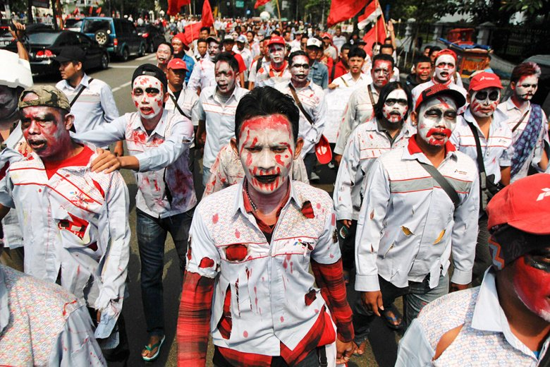 900 Buruh Kena PHK Di Bogor 2