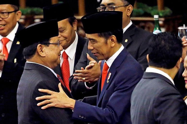 Photo of Prabowo Subianto : Saya sanggup membantu Jokowi