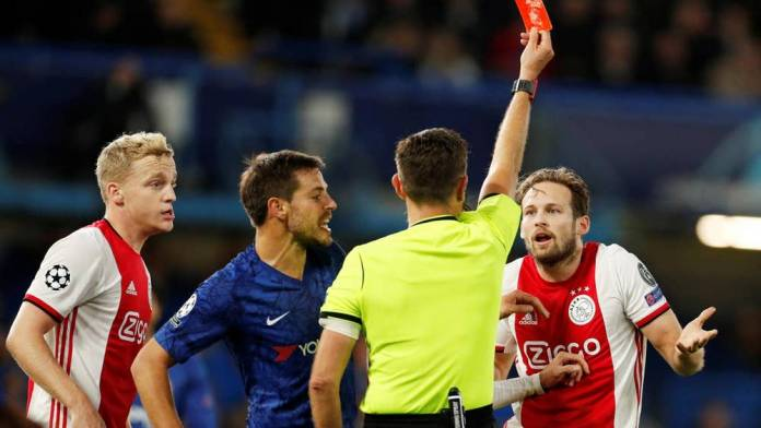 Hasil Pertandingan Chelsea vs Ajax Amsterdam: Skor 4-4