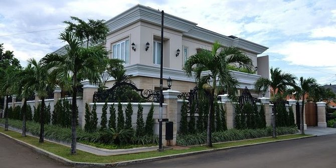 Photo of Megahnya Rumah Mewah Nikita Willy