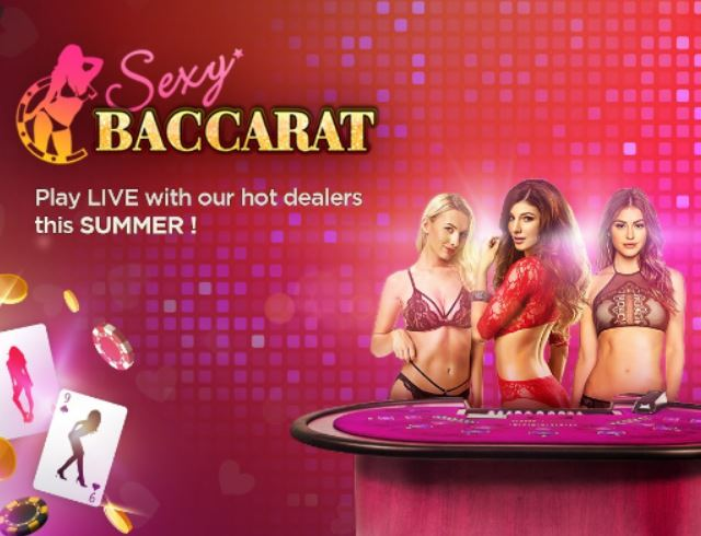 Sexy Baccarat, Main Judi Bersama Bandar Cantik Aduhai 1