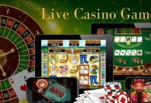 Photo of 6 Game Live Casino Terbaik, Daftar di Situs Terpercaya Ini Biar Dapat JP!