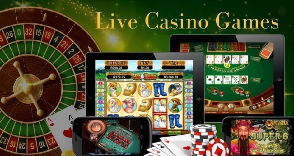 6 Game Live Casino Terbaik, Daftar di Situs Terpercaya Ini Biar Dapat JP! 1
